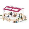 Schleich Lovasiskola lovasokkal és lovakkal