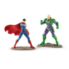 Schleich: Superman vs Lex Luthor figura 10 cm