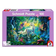 Schmidt : Mesebeli lények földjén 100 db-os puzzle puzzle, kirakós