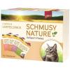 Schmusy Vollwert-Flakes Multibox mártásban 12x (12x100g).