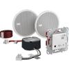 Schneider Electric UNICA Bluetooth Audio kihangosító szett, fehér MGU70.566.18 - Schneider Electric
