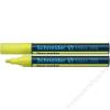 SCHNEIDER Krétamarker, 1-3 mm, SCHNEIDER Maxx 265, sárga (TSC265S)