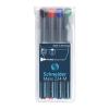 """SCHNEIDER """"Maxx 224 M"""" OHP 1 mm 4 különböző színű alkoholos marker készlet"""