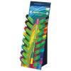 SCHNEIDER Tűfilc és rostirón display, SCHNEIDER  Link-it  összeilleszthető, vegyes színek