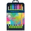 """SCHNEIDER Tűfilc készlet, 0,4 mm,  """"Line-Up"""", 8 különböző szín"""