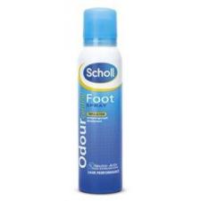 Scholl lábszagűző lábspray bőrápoló szer