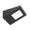Schrack Technik LI231315  IPERI WL fali lámpatest, antracit, 48 LED,seml. fehér, 4000K