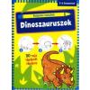 Schwager & Steinlein Verlag Rajzolni tanulok - Dinoszauruszok