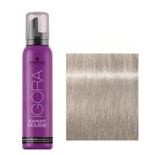 Schwarzkopf Professional Schwarzkopf Igora Expert Mousse hajszínező hab, 100 ml 9,5-12 hajfesték, színező