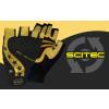 Scitec Nutrition Kesztyű Scitec - Power Style férfi fekete, sárga M Scitec Nutrition