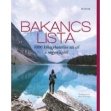 Scolar Kiadó Bakancslista idegen nyelvű könyv