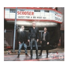 Scooter Scooter - Music For A Big Night Out (CD) egyéb zene