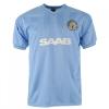 Score Draw Manchester City Football Club 1984 hazai pálya mez férfi