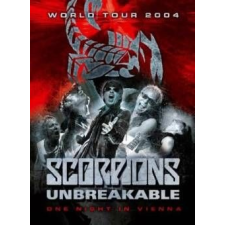 SCORPIONS - Unbreakable World Tour 2004 - One Night DVD zene és musical
