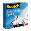 Scotch 811- MagicTape 19x33 eltávolítható 3M ragasztószalag