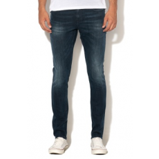 Scotch & Soda , Tye slim fit farmernadrág, Sötétkék, W34-L32 (133357-2355-W34-L32)