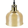 - Scots csillár (E27) - borostyán színű ernyő
