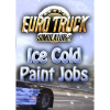 SCS Software Euro Truck Simulator 2 - Ice Cold Paint Jobs Pack (PC - Steam Digitális termékkulcs)