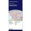Seattle, WA térkép - Rand McNally