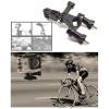 Sec-CAM SJ/GP-02, biciklis, motoros KORMÁNY rögzítő KONZOL - SJCAM és GoPro akciókamerákhoz - SJCAM SJ4000, SJ5000, X1000 sorozatokhoz
