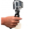 Sec-CAM SJ/GP-125, robosztus fém MARKOLAT (12.7x3.5x1.8cm) - SJCAM és GoPro akciókamerához - SJCAM SJ4000, SJ5000, X1000 sorozatokhoz