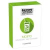 Secura Mojito - mentolos óvszer (3db)