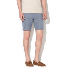 Selected Homme , Straight fit chino rövidnadrág, lila/fekete, L
