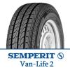 SEMPERIT Van-Life 2 215/60 R16 C 103T Kisteher nyári gumi