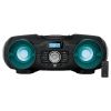 Sencor Hordozható FM rádió CD, Bluetooth, MP3, USB, AUX funkciókkal, távvezérlővel, SPT 5800