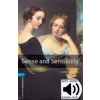 Sense and Sensibility - Oxford Bookworms Library 5 - Mp3 Pack