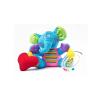Sensillo Fejlesztő plüss játék Sensillo elefánt rezgő csörgős