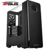 Serioux Gamer Powered by ASUS gaming asztali számítógép, Intel Core™ i7-8700K 3.7GHz-es processzorral, Coffee Lake, 16GB DDR4, 2TB HDD, 250GB SSD, ASUS GeForce® GTX 1080 Ti STRIX 11GB GDDR5X (SRX-5949088513410)