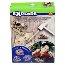 SES Explore dínó őskövület készlet kreatív és készségfejlesztő