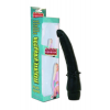 Seven Creations 8 anal dick with adjustable vibration. Black