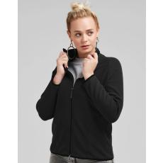 Sg Női hosszú ujjú kabát SG Ladies' Full Zip Microfleece XL, Sötétkék (navy)