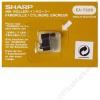 Sharp Festékhenger számológépekhez, EL1611L/P/E, EL1801L típusokhoz, SHARP, fekete (SHEA732R)