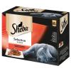 Sheba 12x85g Sheba variációk nedves tasakos macskatáp multipack - collection aszpikban
