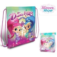 Shimmer és Shine Sporttáska tornazsák Shimmer és Shine 40 cm