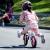 Shoppy Milly Dragon futóbicikli, fékkel, rózsaszín