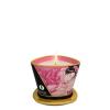 Shunga Massage Candle Roses 170ml