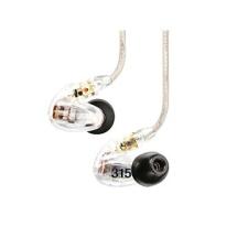 Shure SE315 fülhallgató, fejhallgató