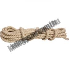 SIBRTEH Kötél kenderkötél D=10mm 10m barkácsolás, csiszolás, rögzítés