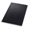"""SIGEL Füzet, exkluzív, A4, kockás, 60 lap, keményfedeles, SIGEL """"Conceptum"""", fekete"""