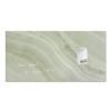 """SIGEL Mágneses üvegtábla, 46x91 cm, SIGEL """"Artverum® """",zöld ásvány hatású"""