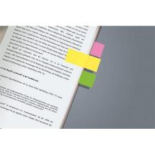 """SIGEL """"Multicolor"""" 20x50 mm papír vegyes színű jelölőcímke (4x40 lap) információs címke"""