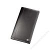 SIGEL Névjegytartó, 160 db-os, gyűrűs, SIGEL Torino, fekete (SVZ204)