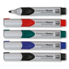 SIGEL Üvegtábla marker, kúpos hegyű, 2-3 mm,SIGEL, vegyes