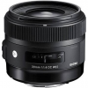 Sigma 30 mm F1.4 DC HSM ART SONY