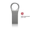 Silicon Power 16GB Silicon Power Firma F80 Silver Grey USB2.0 (SP016GBUF2F80V1S)