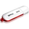 Silicon Power 32GB Silicon Power LuxMini 320 USB2.0 (SP032GBUF2320V1W)